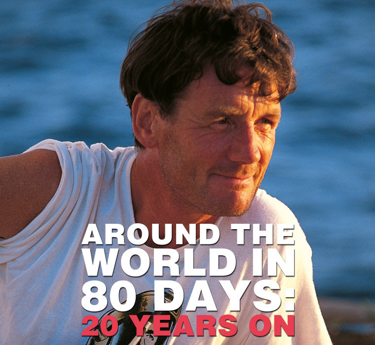 Around the world in 80 days: 20 years on