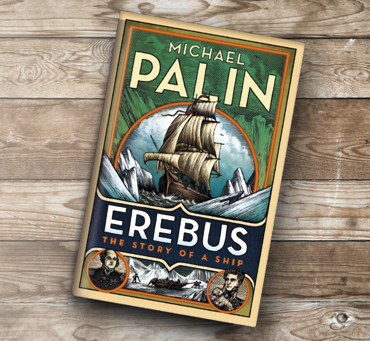 Erebus Book Tour Dates