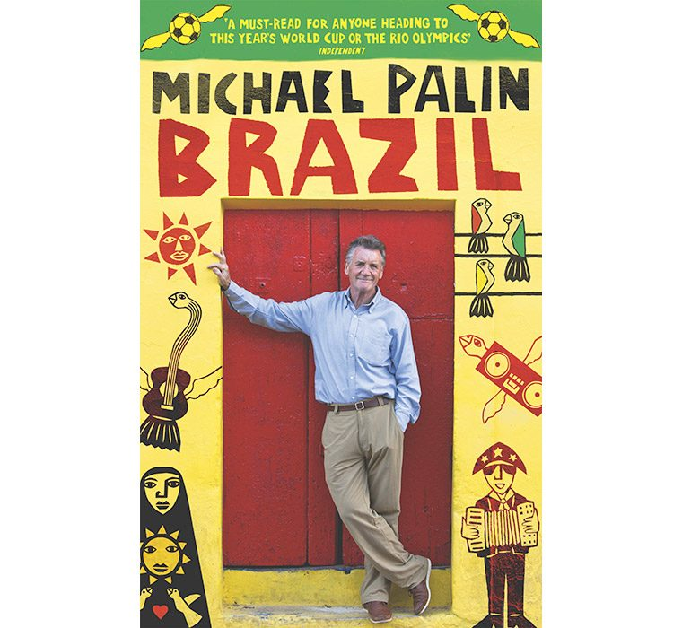 Brazil | Michael Palin | Book