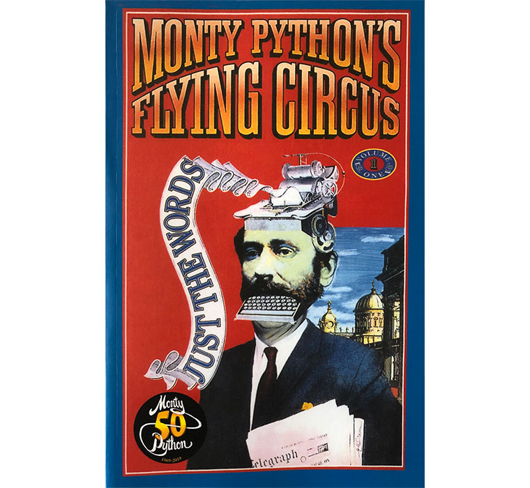 Monty Python's Flying Circus, Just The Words - Volume 1