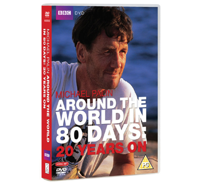 Around the World in 80 Days: 20 Years On DVD