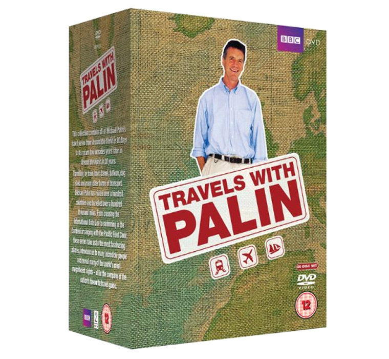 Travels with Palin - DVD Box Set