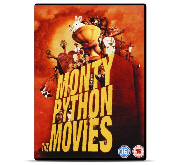Monty Python The Royal Philharmonic Orchestra Goes To The Bathroom: The Movies (Box Set) DVD