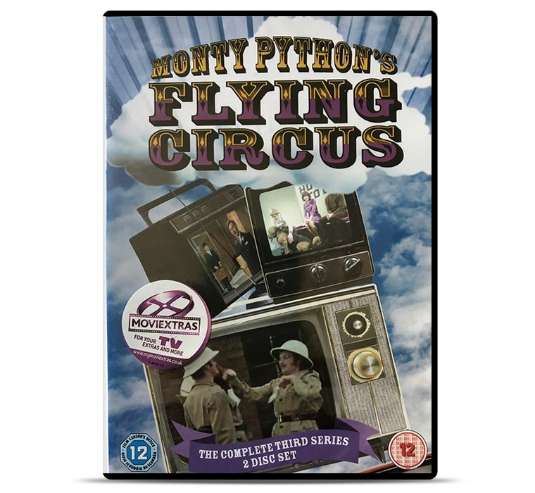 Monty Python's Flying Circus - The Complete Third Series DVD