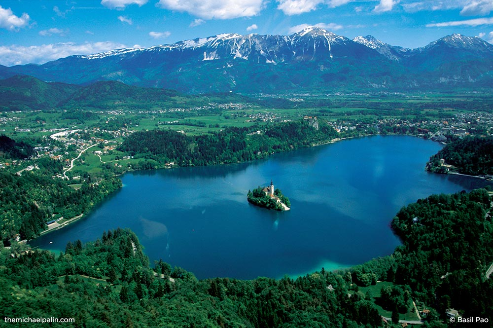New Europe, Day 2, Bled, Slovenia