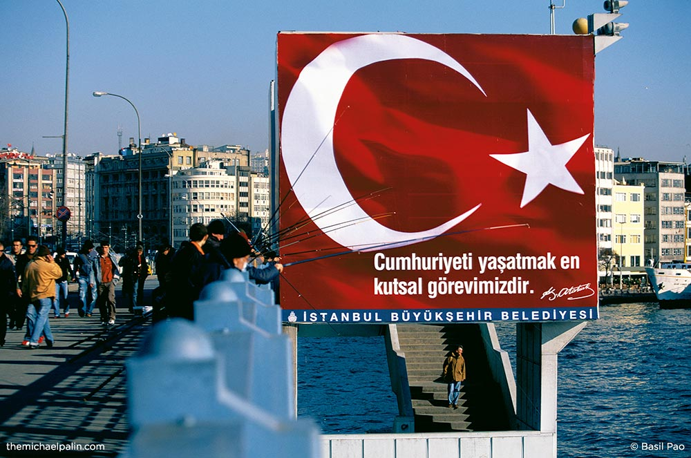 New Europe, Day 39, Istanbul, Turkey