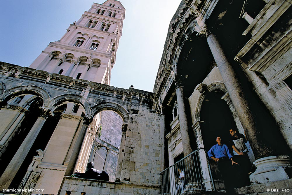 New Europe, Day 7, Split, Croatia