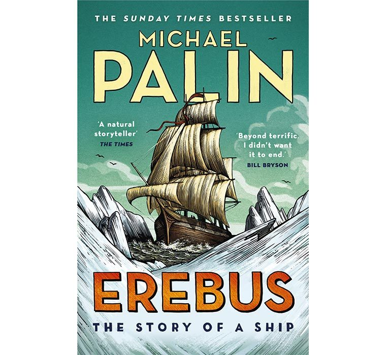Erebus: The Story of a Ship (Paperback)