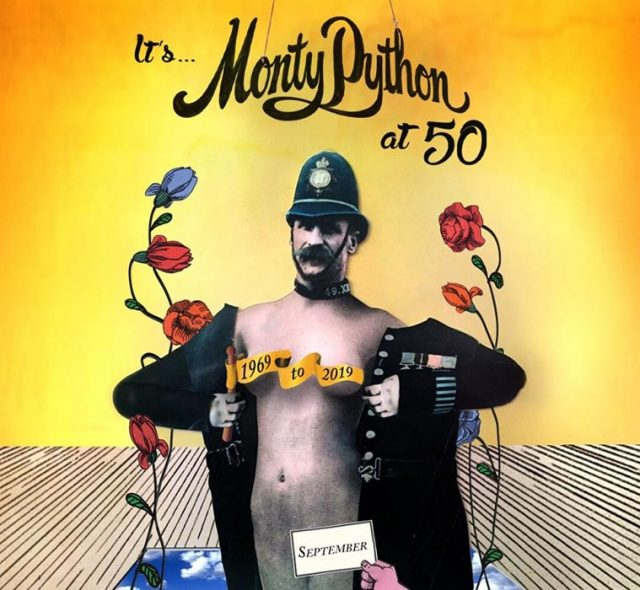 It's...Monty Python at 50