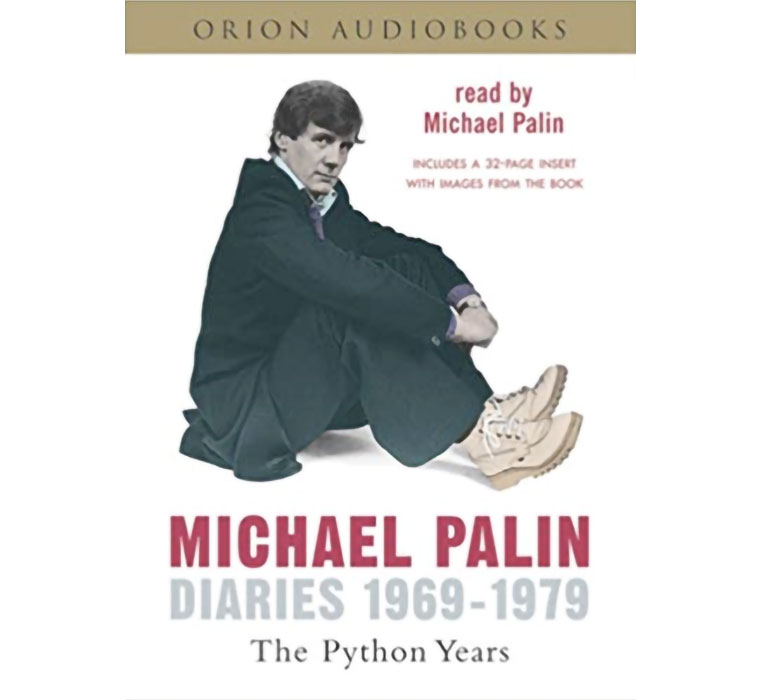 The Python Years: Diaries 1969 – 1979, Volume 1 (Audiobook) (Collectible)