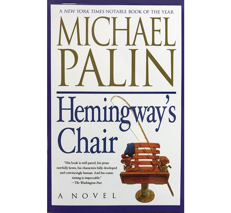 Hemingway's Chair - US Edition (Collectible)