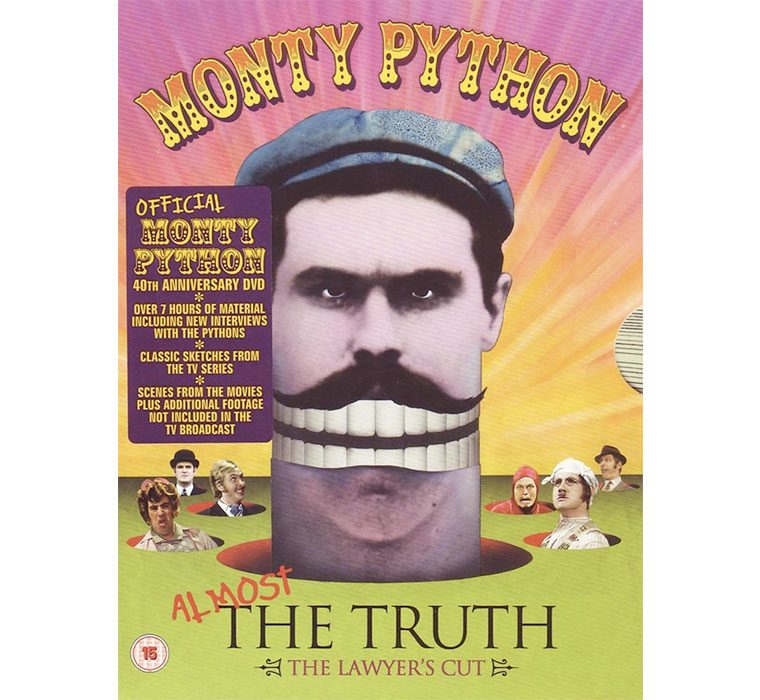 Monty Python Almost The Truth - The Lawyers Cut