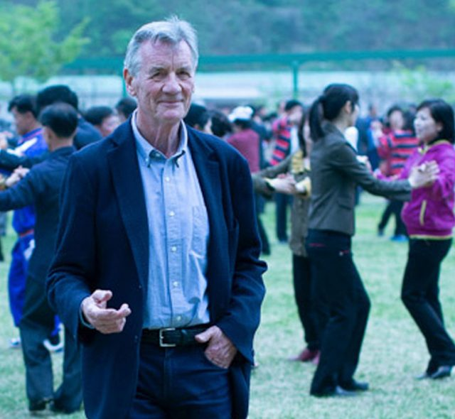 Michael Palin: On North Korea and Other Travels
