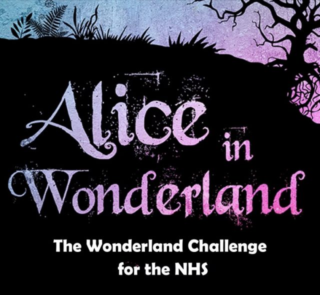 Alice In Wonderland Challenge - NHS