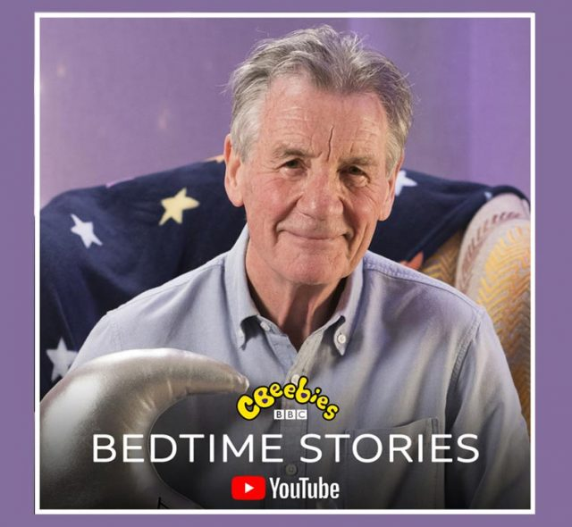 Bedtime Stories CBeebies