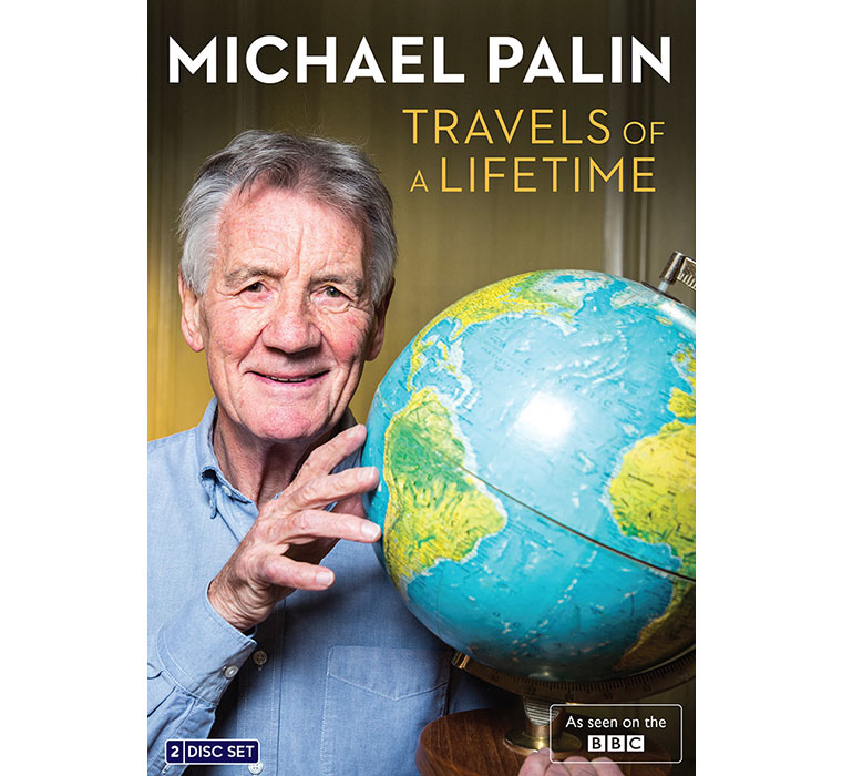 Michael Palin: Travels of a Lifetime