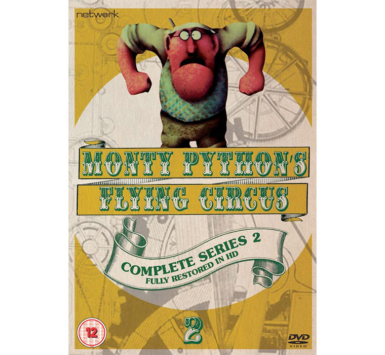 Monty Python's Flying Circus: The Complete Series 2